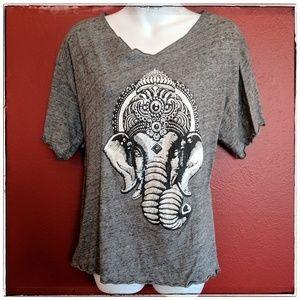elephant splat
